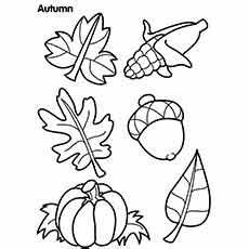 Ausmalbilder Obst Herbst Top 35 Free Printable Fall Coloring Pages