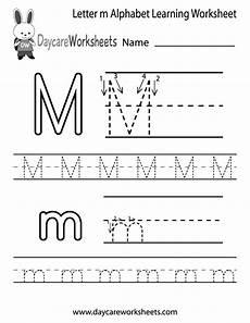 letter m activity worksheets 24287 draft free letter m alphabet learning worksheet for preschool child s education