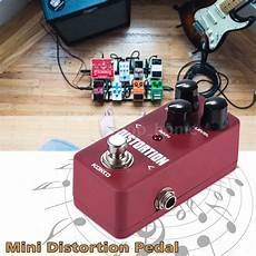 new guitar pedal new cool kokko fds2 mini distortion pedal portable guitar effect pedal q4b0 756910755126 ebay