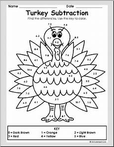 thanksgiving subtraction with regrouping worksheets 10720 thanksgiving math turkey subtraction thanksgiving coloring pages abcteach