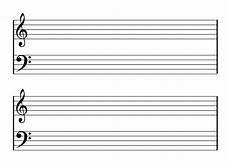 notenpapier klavier notenblatt notenlinien und ausdrucken