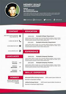 contoh resume dan cara membuat cv yang terbaik dan menarik