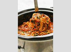 crock pot lasagna_image