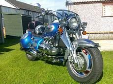 Honda Valkyrie F6c Motorcycle 1997 1520cc Custom Metal
