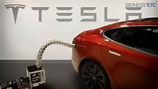 Tesla Motors Inc Unveils Snakebot Autonomous Car Charger