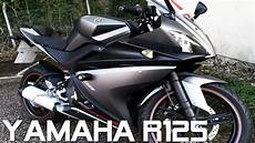 yamaha yzf r125 reveal