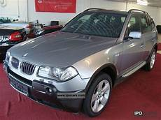Bmw X3 3 0 D Bmw X3 3 0d 2005 Auto Images And Specification