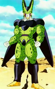 cell dragon ball wiki