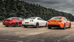 Top Gear Drag Races 6 BMW M4 Vs Lexus RC F GT R