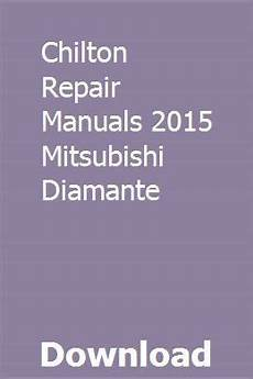 chilton car manuals free download 1986 mitsubishi galant windshield wipe control chilton repair manuals 2015 mitsubishi diamante with images chilton repair manual repair