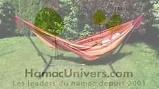 support de hamac bois support universel pour hamac sans barres de bois par hamac