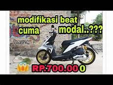 Modifikasi Beat New Babylook by Modifikasi Beat New Babylook Dayli Modifikasi Murah