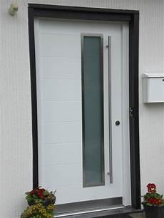 Kunststoff Haustür Weiß - haust 252 ren wei 223 mit glas haus deko ideen