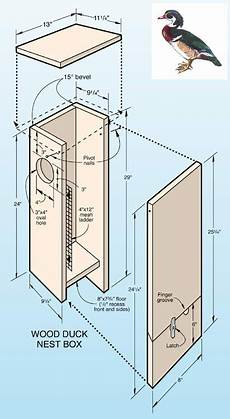 wood duck houses plans birdhouse ideas free bird house plans northwest ohio