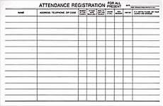 attendance registration form 12 pk augsburg fortress