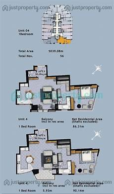 o2 residence floor plans justproperty com