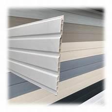Lambris Pvc Toiture Lambris Pvc De Sous Toiture Blanc Planches De 25cmx4ml