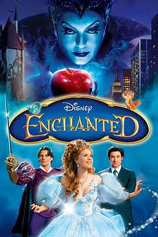 enchanted 2007 posters the movie database tmdb