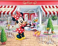 minnie mouse kinderzimmer walltastic fototapete kinderzimmer disney minnie mouse wandbild www 4 haen de