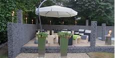 Moderne Gartengestaltung Mit Gabionen Sonta Berry