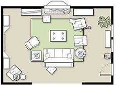 furniture placement in a large room living room remodel