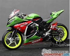 Modifikasi Kawasaki 250 by Kumpulan Gambar Modifikasi Kawasaki 250 Di Tahun