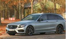 Taking The Mercedes Amg C43 Station Wagon For A Spin