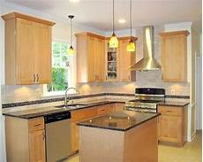 Kitchen Backsplash Ideas With Birch Cabinets by Photos Types Of Kitchen Cabinets Products I