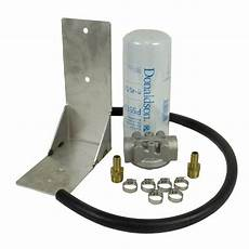 1050060 bd remote auxiliary fuel filter kit gm 2001 2012