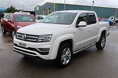 Used White Vw Amarok For Sale Lincolnshire