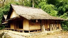 Rumah Adat Suku Baduy Albantani