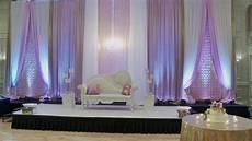 how to make indian wedding backdrop toronto wedding decorations tutorial gta videographer