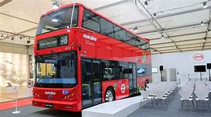 BYD Double Deck Battery Electric Bus In London – World