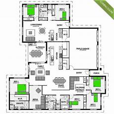 house plan with granny flat highgrove 257 single storey home family house plans