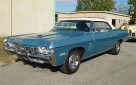 1968 Chevy Impala SS427 Convertible  My Dream Car