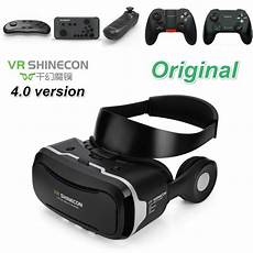 Reality Smartphone Glasses by Vr Shinecon 4 0 Stereo Reality Smartphone 3d