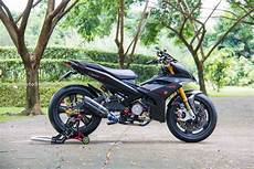 Mx King Modif Touring by Heboh Modifikasi Yamaha Jupiter Mx King 150 Velg Moge