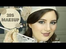 20er jahre makeup tutorial karneval kost 252 midee