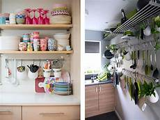 Small Kitchen Storage Solutions