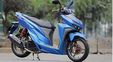Modif Vario 150 Simple by Modifikasi Vario 150 Inspirasi Honda Air Blade Thailand