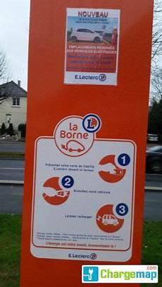 Leclerc Caen Borne De Charge 224 Caen