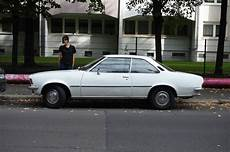 cohort outtake opel rekord d coupe with owner ich