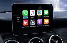 apple carplay mercedes which mercedes vehicles apple carplay