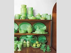 Martha's Jadeite Collection   Martha Stewart