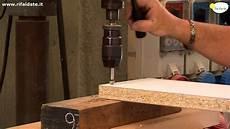 costruire una mensola come fare una mensola in legno