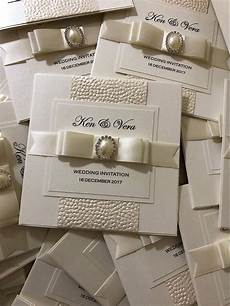 Handmade Wedding Invitation Cards
