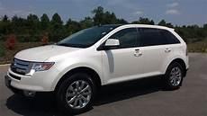 2010 Ford Edge Sel sold 2010 ford edge sel white platinum fwd 57k 1 owner for