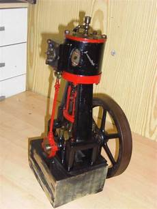 standmodell verbrennungsmotor dfmaschine stirlingmotor