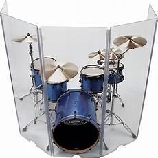 Acoustics 5 Acrylic Drum Shield Guitar Center