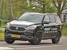 Ssangyong Rexton Sapphire E Xdi 220 4wd 7at Autotests